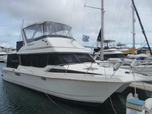 REF 011 Powercat 38Ft for sale South West Boat Sales