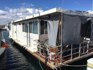 REF 014 41Ft Houseboat for sale South West Boat Sales