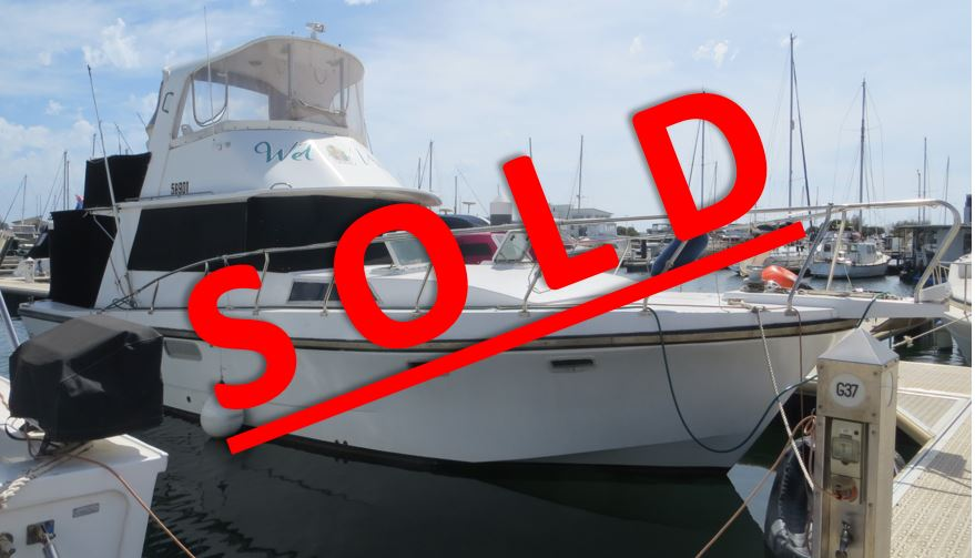 Harris Craft Boat Sold Mandurah Boat sales WA Boat Sales