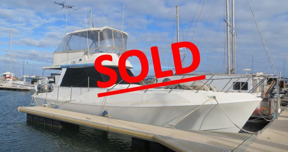 Randell Boat Sold