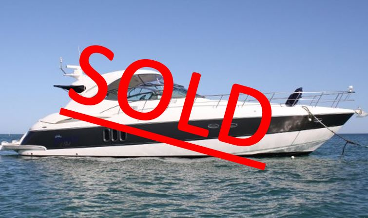 Cruisers Yachts 520 Express For Sale