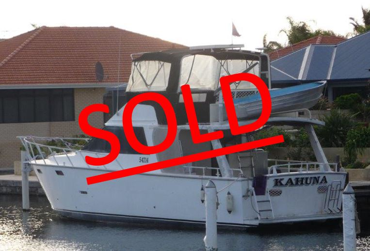 Boat Sold